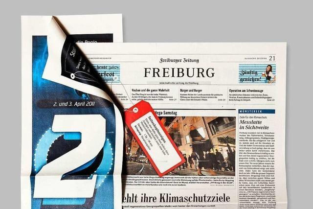Anzeigenkunden der Badischen Zeitung haben mehr Optionen denn je