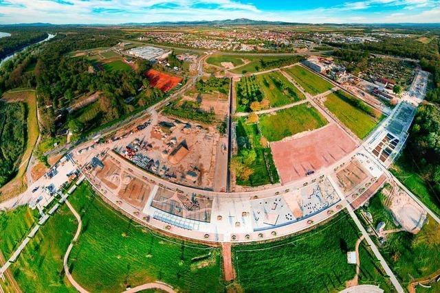 Neuenburg nutzt die Landesgartenschau 2022 zur Stadtentwicklung