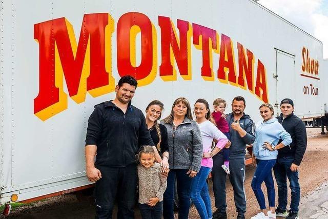 Wie der Circus Montana die Corona-Pandemie überstehen will