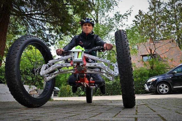 Ultrabike-Chef Benjamin Rudiger ist der Mann mit dem Weiter-Gen