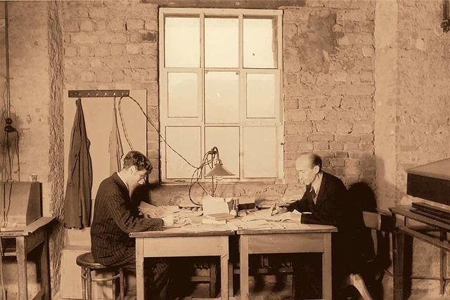 Wie kam es vor 75 Jahren zur Neugründung der Badischen Zeitung?