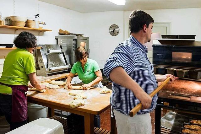 Bonndorfer Mühle erweitert ihren Laden und baut eine Schauproduktion aus