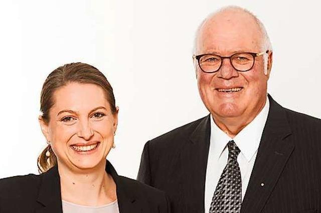 BZ-Geschäftsführer Wolfgang und Nadja Poppen: