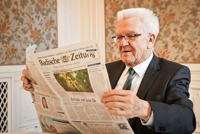 Winfried Kretschmann: