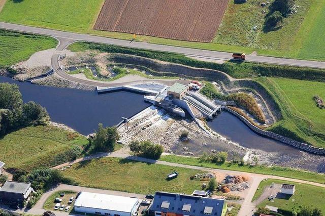 Vor über 120 Jahren entstand das älteste Wasserkraftwerk im Wiesental
