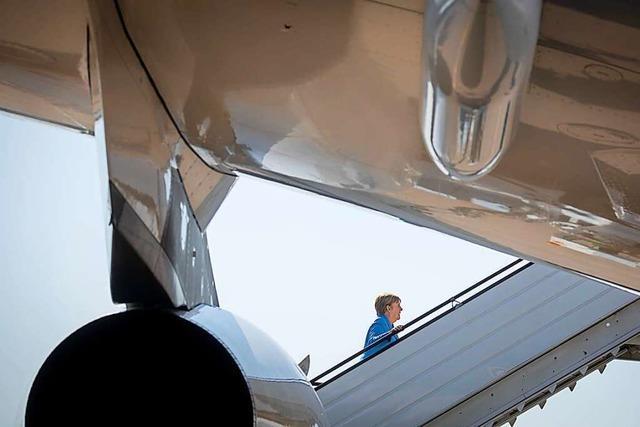 Die Geduldige: Der Abschied von Angela Merkel hat begonnen