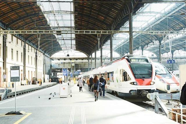 Aus dem Basler S-Bahn-Tunnelprojekt wird ein