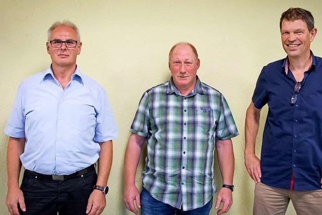 Peter Strohmeier ist neuer Ortsvorsteher Pfaffenbergs