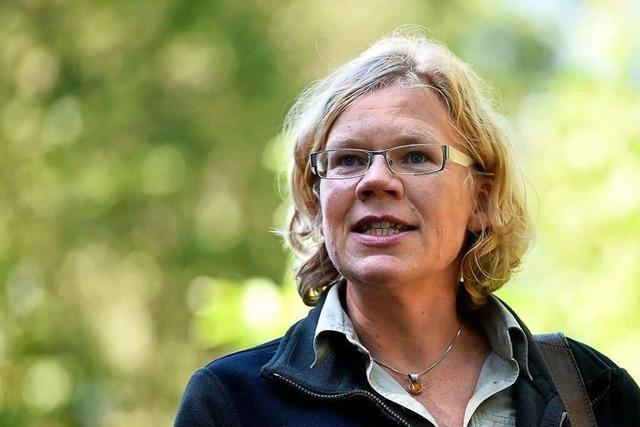 Freiburgs Forstamtsleiterin Nicole Schmalfuß verrät, warum ihr bei diesem Wetter das Herz aufgeht