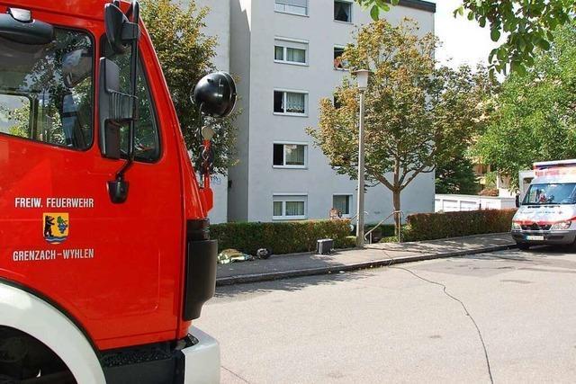 Sanitäter musste beim Brandanschlag über Leben und Tod entscheiden