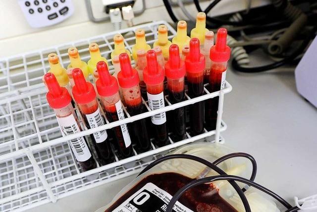 Rückläufige Spenderzahl - Uniklinik ruft zur Blutspende vor Ferien auf