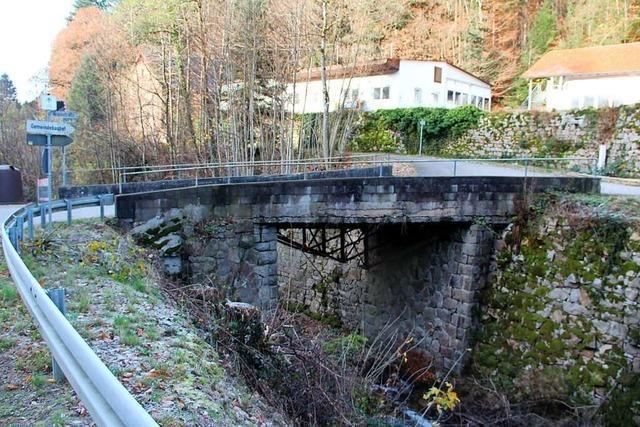 Malsburg-Marzell erhält keine Förderung für die Sanierung der Talbrücke