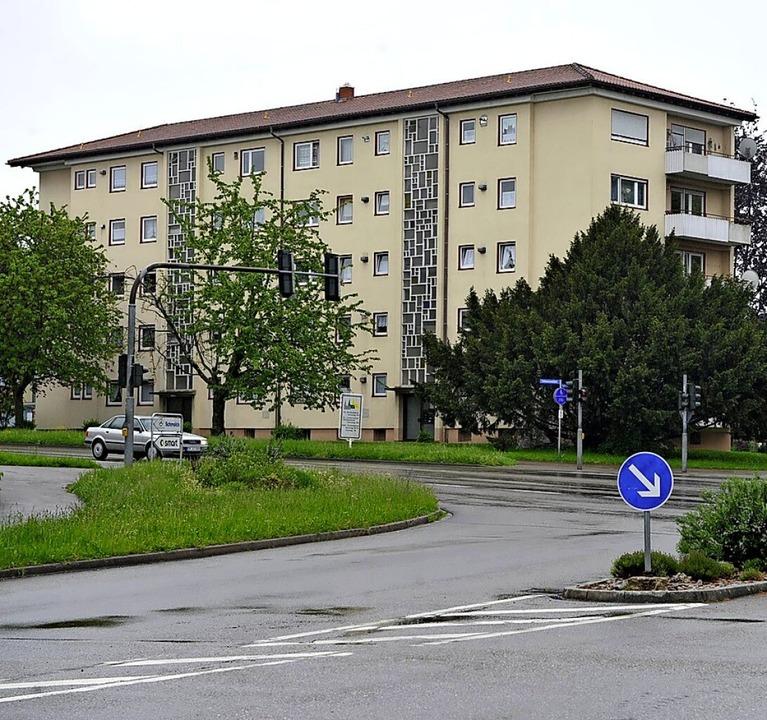 Das Wohnen in städtischen Wohnungen wi...ährlich mit 80000 Euro subventioniert.    Foto: Volker Münch