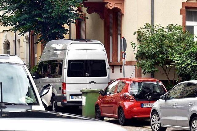 Stadt Freiburg verschiebt Erhöhung der Parkgebühren für Anwohner auf nächstes Jahr
