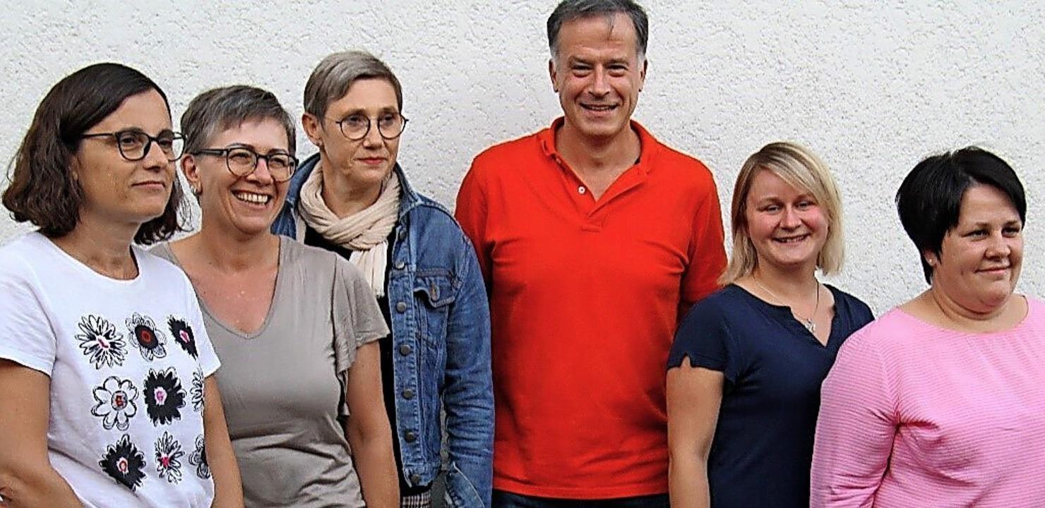 Sie leiten künftig den Gesangverein Li...Hügin und Diana Geitlinger (von links)  | Foto: privat