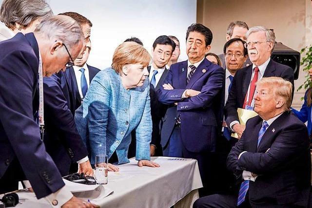 Jetzt ist es an Deutschland, auf die USA zuzugehen