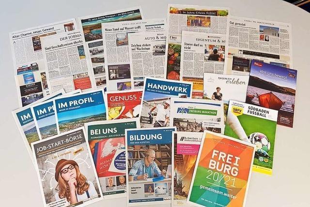 Mehrwert für den Leser schaffen: So arbeitet die Redaktion von BZ-Extra