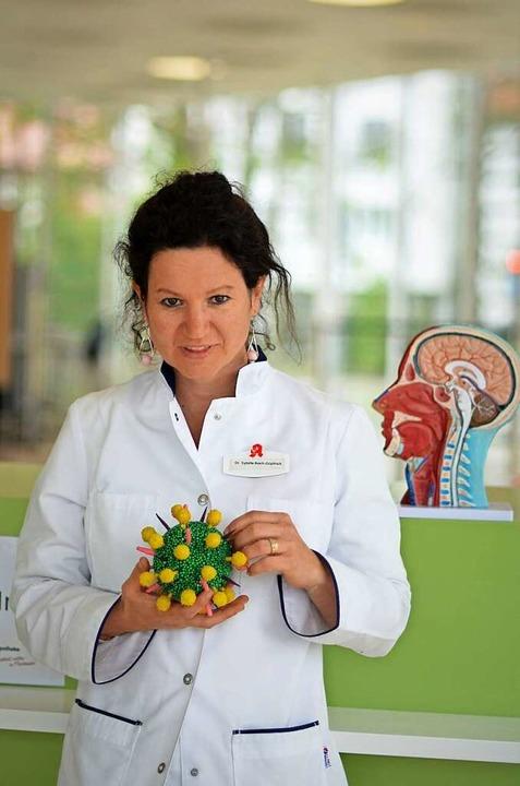 Ist unternehmerisch ins volle Risiko gegangen: Sybille Koch-Göpfrich  | Foto: Kathrin Blum