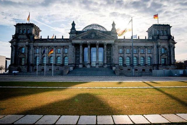 So läuft der Start in den Bundestagswahlkampf