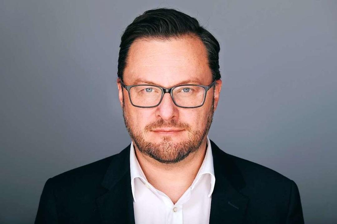 Holger Knöferl, stellvertretender  Chefredakteur der Badischen Zeitung  | Foto: Miroslav Dakov
