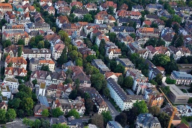 Es gibt keinen Corona-Effekt auf Freiburgs Immobilienmarkt