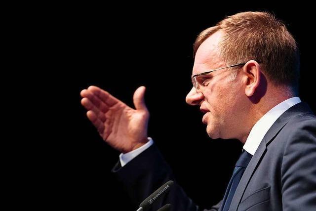 AfD prüft Parteiausschluss von Dirk Spaniel