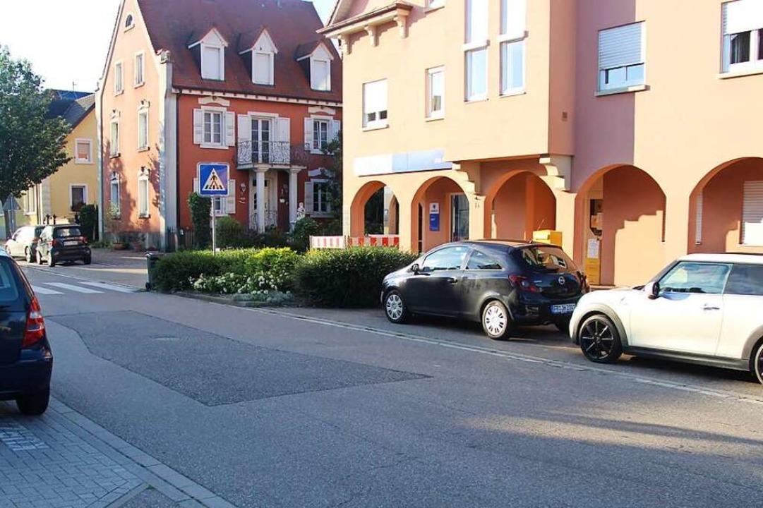 In der Gottenheimer Straße soll es von...al zwei Stunden   geparkt werden darf.  | Foto: Horst David