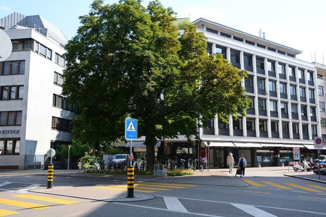 Grün ist es im Stadtkanton Basel schon...ll die Stadt aber  noch grüner werden.    Foto: Annette Mahro
