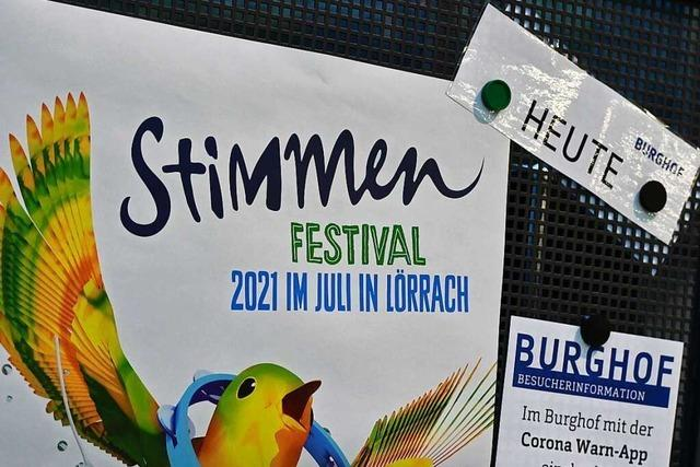 Open Air-Konzerte in Lörrach starten heute wie geplant im Freien