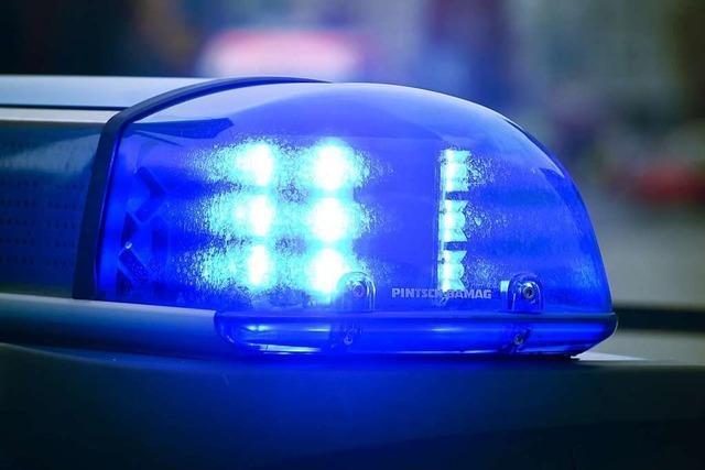 Überfall auf Post in Lenzburg – Täter flüchtet mit Beute