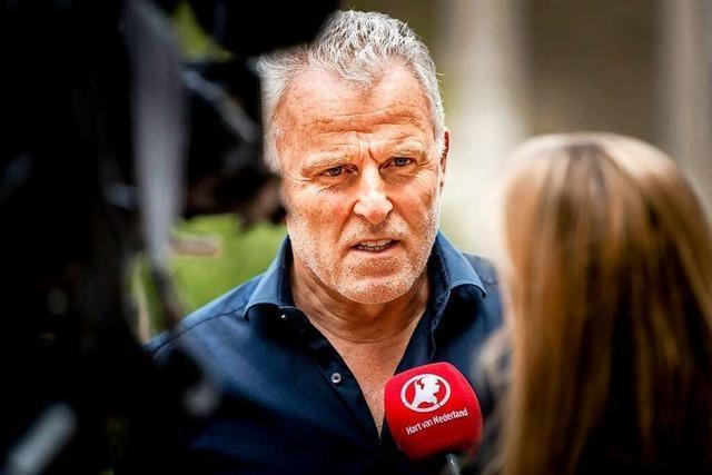 Journalist de Vries nach Anschlag gestorben