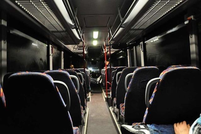Mehr Nachtbusse nach Denzlingen, Glottertal und ins Elztal