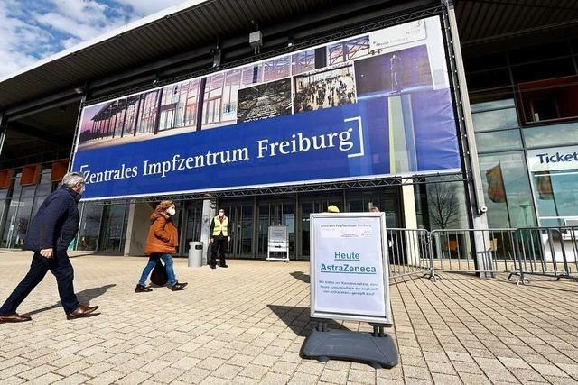 Quartiersaktion startet: Impfen-to-go in Weingarten