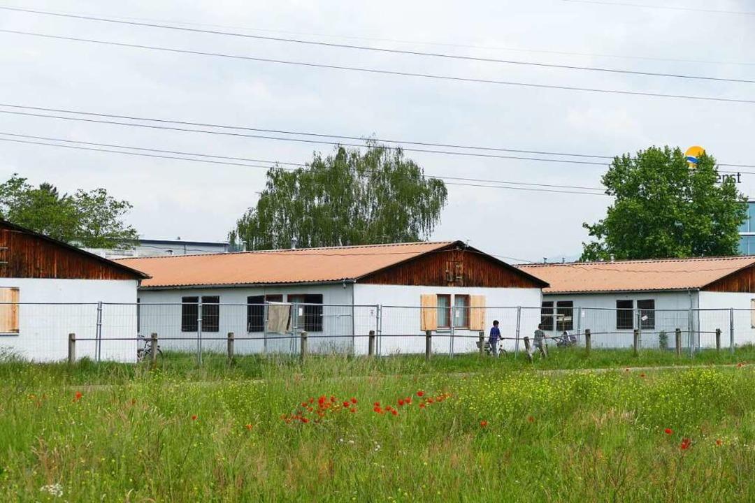 Die maroden Baracken werden durch dreistöckige Holzhäuser ersetzt.    Foto: Ralf H. Dorweiler