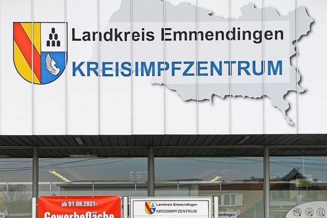 Kenzinger Impfzentrum impft ab Montag ohne Termin