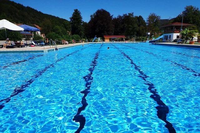 Das Schwimmbad Elzach wird bald umgebaut