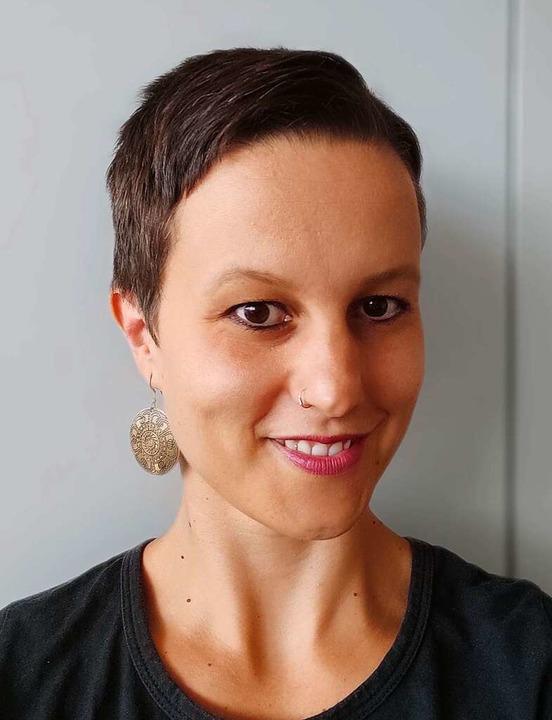 Lena Hartmann-Kist ist Ansprechpartner...n für den neu gegründeten Klimabeirat.  | Foto: Martina Greim
