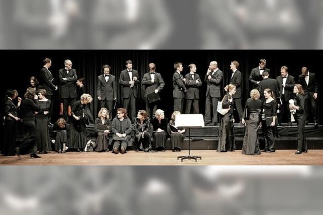Camerata Vocale in Freiburg und Müllheim