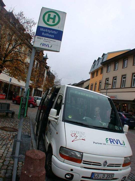 Für den City-Bus soll die Stadt günstigere Alternativen prüfen.  | Foto: André Hönig
