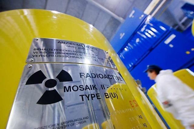 Vier Pilotgebiete für die Atommüll-Endlagersuche