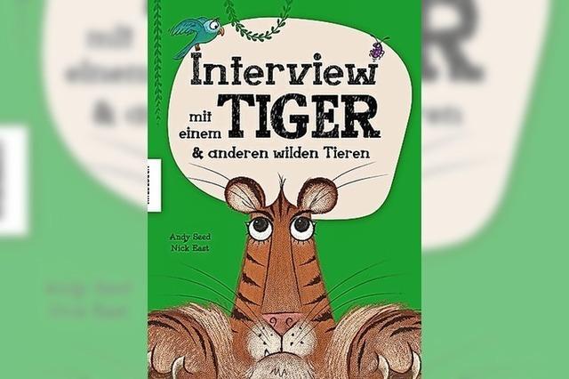 BUCHTIPP: Interviews mit Tieren