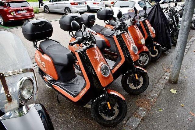 Die neuen E-Roller in Freiburg sind ein sinnvolles Angebot