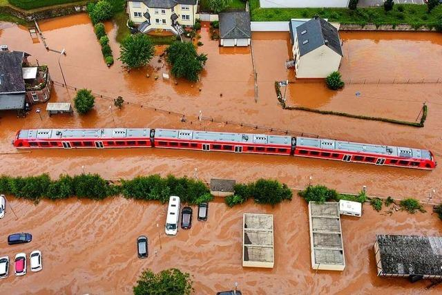 Meteorologe zum Hochwasser: