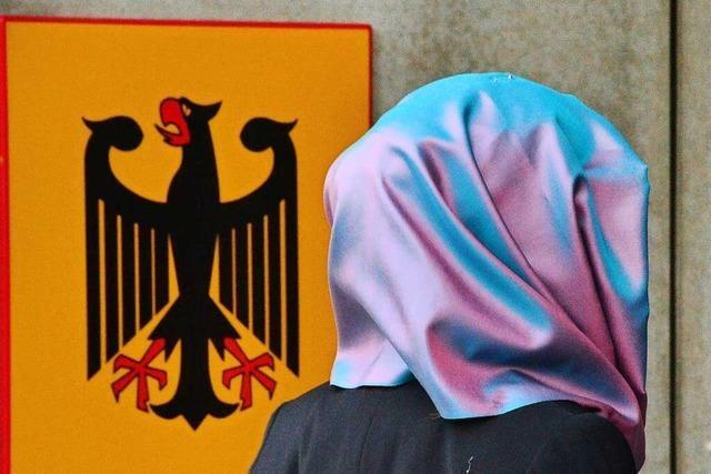 Kopftuchverbot bei der Arbeit: Das Urteil lässt Spielraum