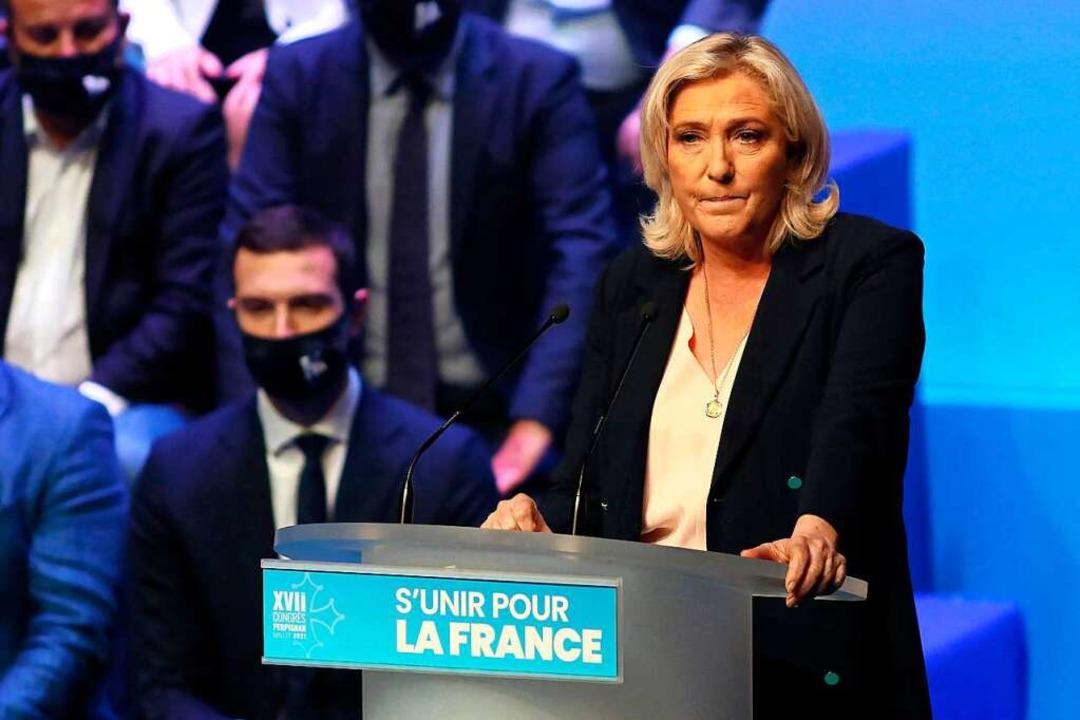 Marine Le Pen  | Foto: VALENTINE CHAPUIS (AFP)