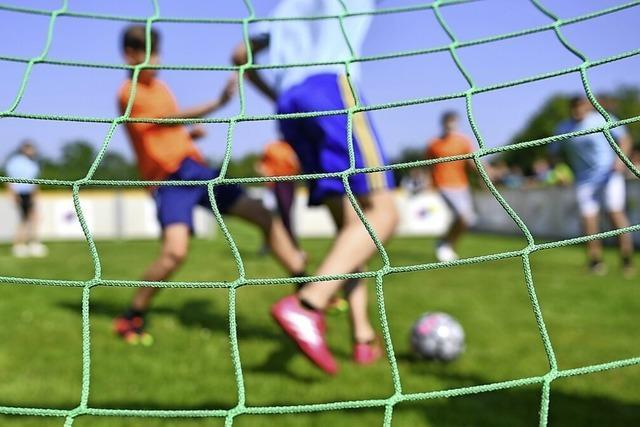 Jugend rennt FC Bergalingen die Tür ein