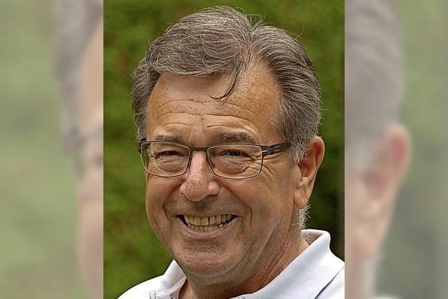 Seit mehr als 50 Jahren ist Peter Kupfer Chorleiter