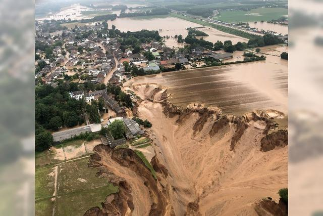 Flutkatastrophe fordert weitere Opfer
