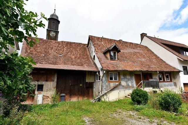 Denkmalschutz verhindert den Abriss eines historischen Ensembles in Waltershofen