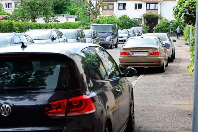 Legal passen nicht alle auf Freiburgs Gehwege und Straßen